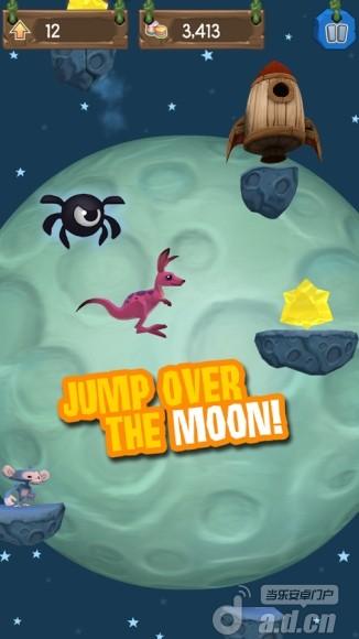袋鼠跳跳跳 AJ Jump: Animal Jam Kangaroos!|玩動作App免費|玩APPs