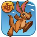 袋鼠跳跳跳 AJ Jump: Animal Jam Kangaroos! 動作 LOGO-玩APPs