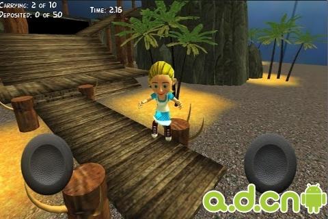玩冒險App|爱丽丝梦游仙境 Alice in Wonderland - 3D Kids免費|APP試玩