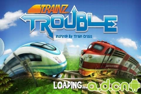列車事故(含數據包) Trainz Trouble v2.0-Android益智休闲類遊戲下載