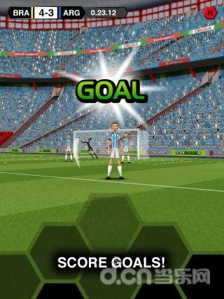 无限射门! Stick Soccer