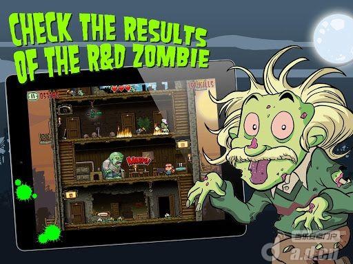 疯狂比尔 Crazy Bill: Zombie stars hotel