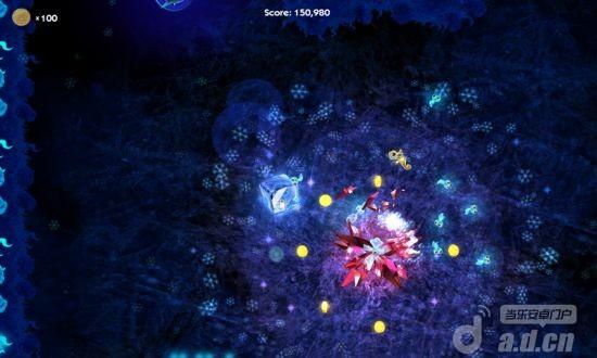 華麗熒光魚 德州儀器版 Glowfish v1.0-Android益智休闲類遊戲下載