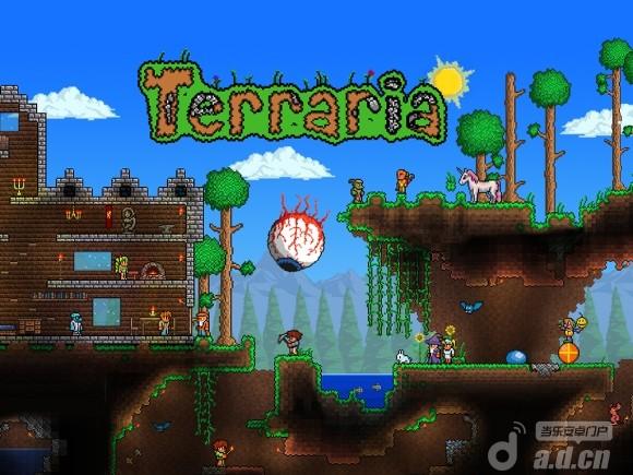 泰拉瑞亚 精简版 Terraria