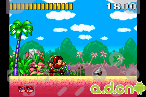 冒险岛豪华版 Super Adventure Island