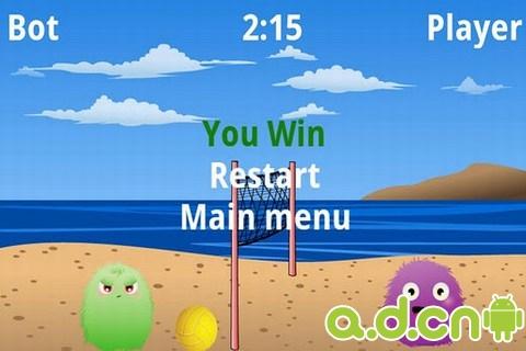 免費體育競技App|沙滩排球 完整版 Volleyball|阿達玩APP