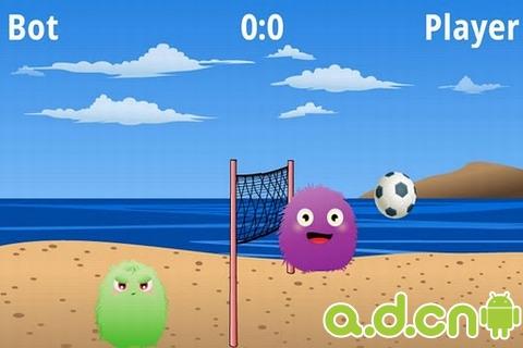 【免費體育競技App】沙滩排球 完整版 Volleyball-APP點子
