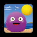 沙滩排球 完整版 Volleyball LOGO-APP點子