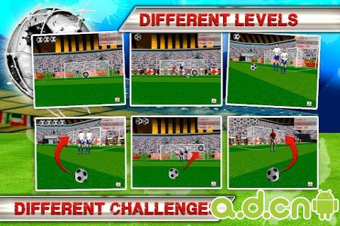 最佳趣味足球运动游戏 Football Soccer