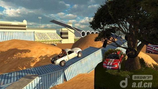 特技駕駛挑戰Stunt Show 4×4 Drive Challenge v1.04-Android益智休闲類遊戲下載