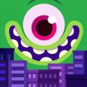 怪兽吃了我的城市(含数据包)
