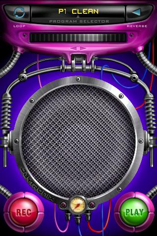 变音喇叭接线图