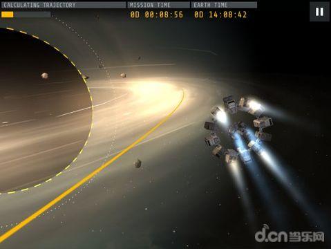 星际穿越截图