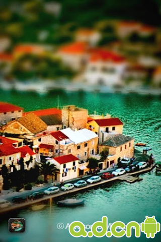 TiltShift Generator for iPad - Fake DSLR on the App Store