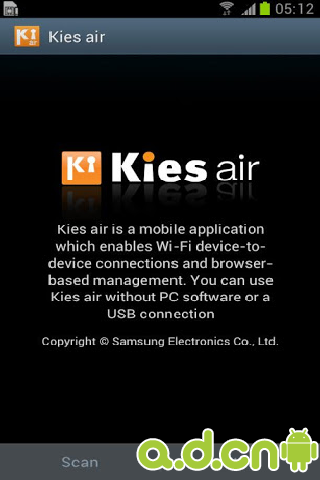 Kies Air APK Download - AndroidDrawer.com