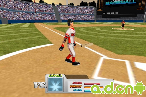 玩免費體育競技APP|下載指尖棒球 Flick Baseball app不用錢|硬是要APP