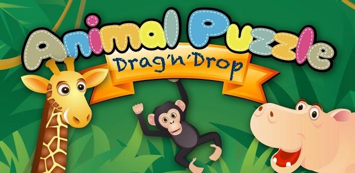 《动物拼图 Animal Puzzle - Drag n Drop》是一款适合儿童的休闲益智游戏。想带孩子去丛林野生动物园,或参观一个农场?还是潜入深海?在这个游戏中,会出现很多种动物,提高孩子的动物认知水平。赶紧在手机里安装吧! 【游戏特点】 - 30个惊人的动物拼图,适合1至5岁的儿童! - 用简单的拖放来控制游戏,完成轻松的学习! - 3个有趣的主题可供选择。丛林,农场,与海! - 3种不同的的益智类型与难度的增加! - 当拼图完成后掉落香蕉和苹果!