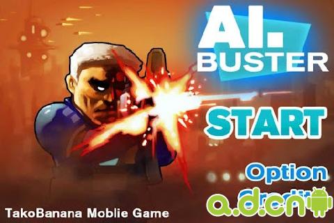 【免費動作App】AI终结者 AI.Buster HD-APP點子