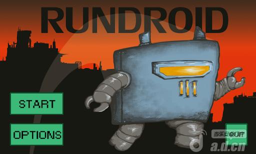 奔跑机器人 完整版 Rundroid Support Version