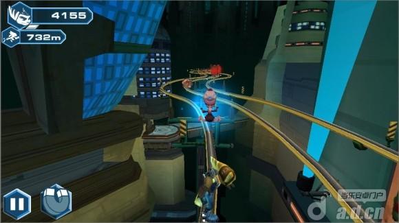 【免費動作App】瑞奇与叮当:连接之前 Ratchet & Clank: Before the Nexus-APP點子