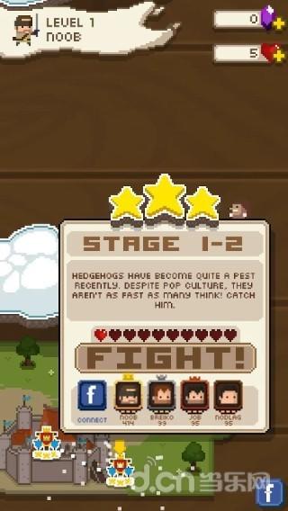 玩免費角色扮演APP|下載英雄部落 修改版 Horde of Heroes app不用錢|硬是要APP