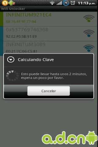 【免費新聞App】Wifi解锁               Wifi Unlocker-APP點子