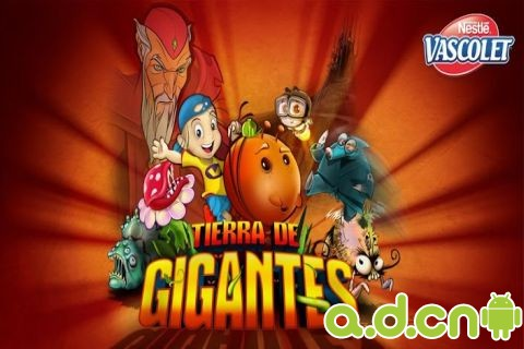 土地巨人 Vascolet: Tierra de Gigantes