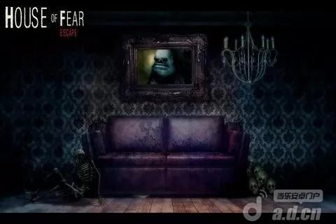 废弃的教堂 House of Fear