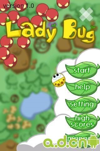 玩體育競技App 瓢虫快跑 LadyBug免費 APP試玩