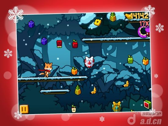 Tappy快跑圣诞版 Tappy Run Xmas Christmas Game