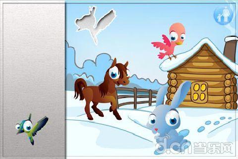 儿童高清动物拼图_儿童高清动物拼图安卓版下载