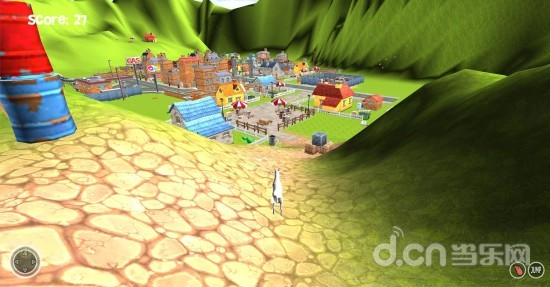 山羊毁灭模拟器 Goat Destruction Simulator