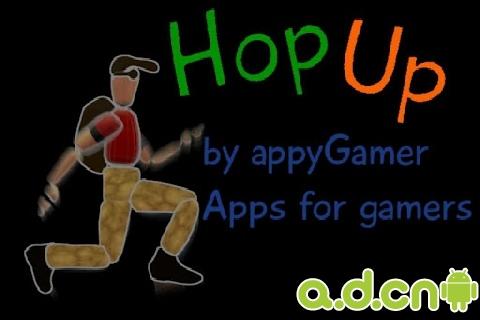 跳跃冒险 HopUp