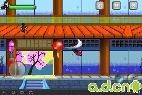 忍者游戏:影子传说 Ninja game:Legend of Kage