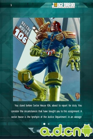 特警判官:倒数106 Judge Dredd: Countdown Sec 106