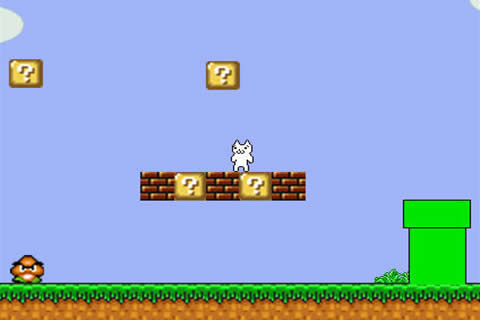 超级玛丽猫 SuperMario Cat|玩冒險App免費|玩APPs