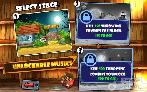 殭屍地帶 Zombie Area! v1.1.6-Android射击游戏類遊戲下載