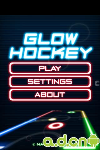 炫彩曲棍球 Glow Hockey