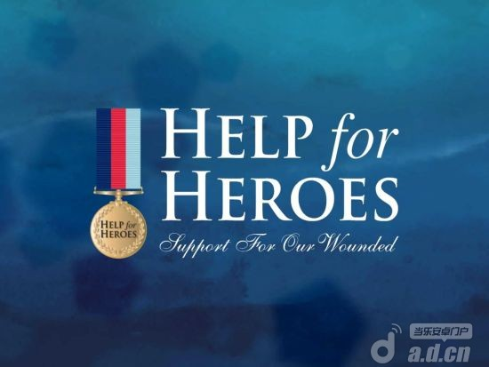 救护圣诞英熊 Help for Heroes ChristmasBears