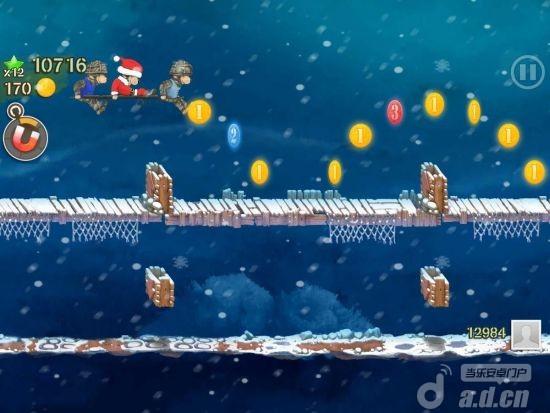 免費動作App|救护圣诞英熊 Help for Heroes ChristmasBears|阿達玩APP
