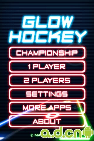 炫光曲棍球2 亚马逊市场版 Glow Hockey 2 Pro