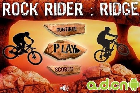 岩石骑士 Rock Rider:Ridge