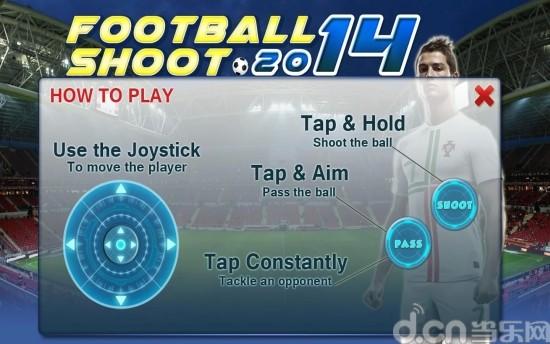 让足球射 Football Shoot 2014 - Soccer
