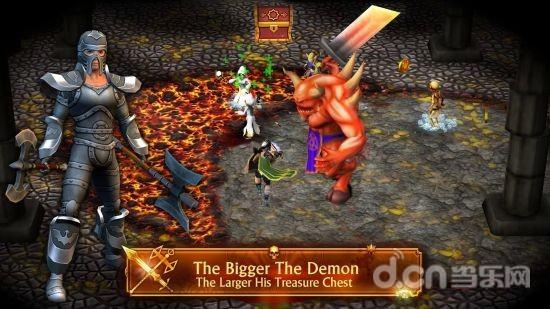 魔法与爪牙 Mage And Minions 角色扮演 App-癮科技App